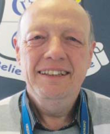 Laurence Cooper - Member & Chair of the Trust
